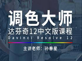 达芬奇12中文版案例课程