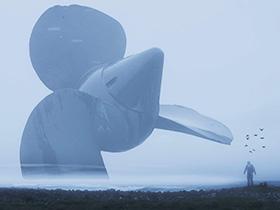 创意合成:迷岸——神秘超现实