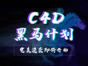 C4D实战全能班(171011)