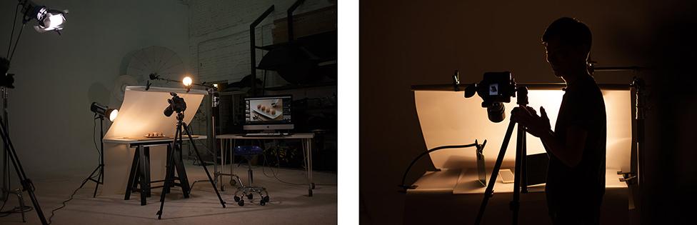 产品摄影之天幕布光法