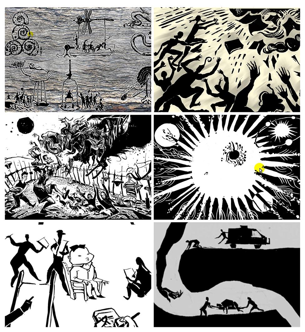 臆想画(3):创作思维