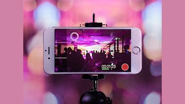 用手机拍摄专业级视频短片