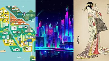 商业插画·课程合集