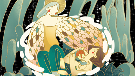 如何提升插画创意和故事力?